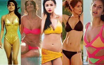 Who Looks The Sexiest In A Bikini- Priyanka, Sonam, Alia, Anushka or Katrina?