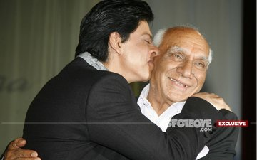 Yash Chopra: I Can't Make A Movie For Shah Rukh
