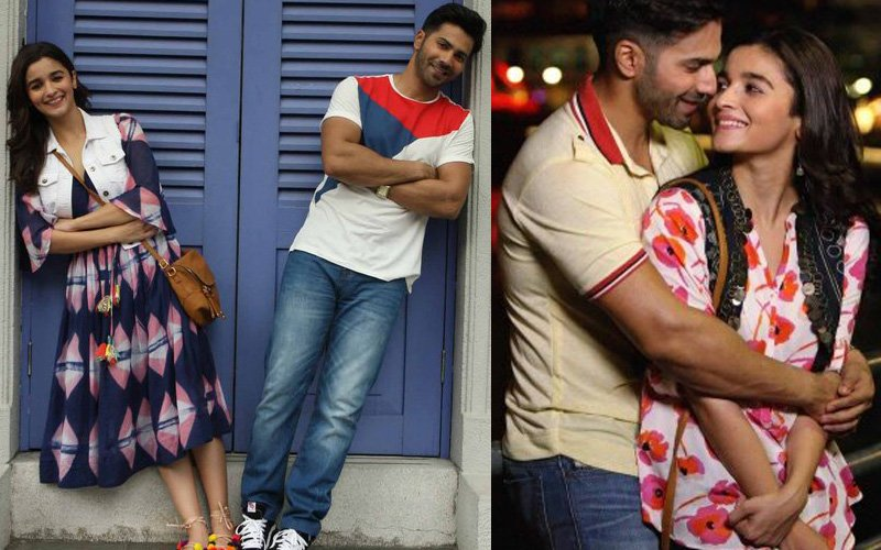 Amidst The Redundant Notes Of 500 & 1000, Pops Up Karan Johar's Badrinath Ki Dulhania's First Look