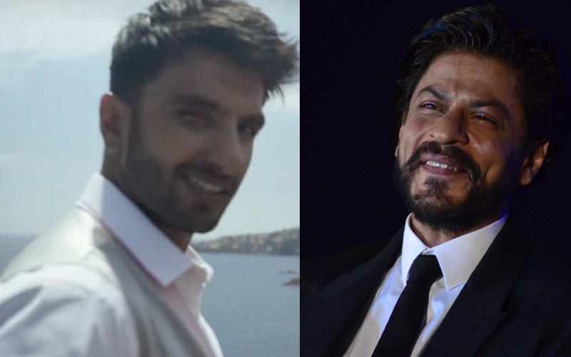 Ranveer Singh Has An Answer To Shah Rukh Khan's Query About His Padded Underwear In Befikre