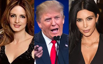 Sussanne Khan Just Took A Dig At Kim Kardashian's Trump Connect