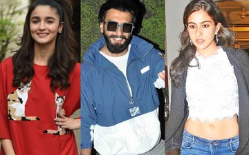 No Confusion, Please. It's Alia opposite Ranveer in Zoya's Next- Not Sara Ali Khan!