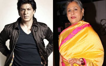 When SRK Feared A Public Spanking From Jaya Bachchan!