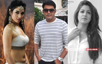 Tamannaah Bhatia Teams Up With Kapil Sharma And Ishita Dutta
