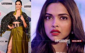 Is Deepika Firing Her Stylist After 'Bollywood Blunder'  On EMA Red Carpet?