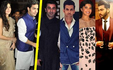 Ranbir, Hrithik, Jacqueline, Arjun, Attend Ambani's Party, Akash Ambani's Good Friend Katrina Kaif Gives It A Miss