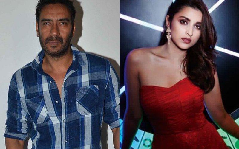 Parineeti Chopra Is Rohit Shetty's New Golmaal Girl, Ajay Devgn Kills The Suspense