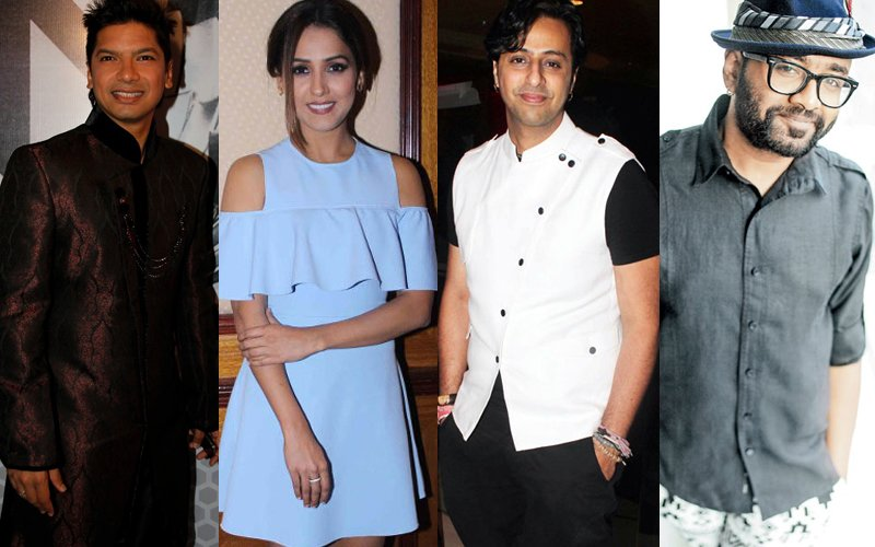 WOAH! Shaan, Neeti Mohan, Salim Merchant, Benny Dayal Will Judge The Voice Season 2