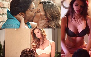 Wajah Tum Ho Is All About Sex, Bras And Crude Shots Of A** & B***S, And It's Not The Story Or The Plot!