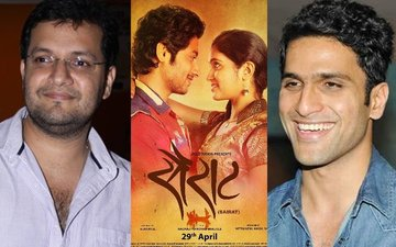 Who Will Direct The Hindi Remake Of Sairat - Agneepath's Karan Malhotra Or 2 States' Abhishek Varman?