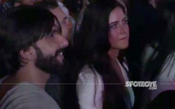 WATCH: Ranveer Singh Enjoying With Katrina Kaif At the Coldplay Concert; Deepika Padukone MIA!