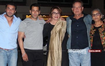 Salman Khan & Family To Celebrate Helen's Birthday In A 5-Star