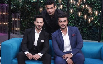 Varun Dhawan Admits To Being In A RELATIONSHIP On Koffee With Karan