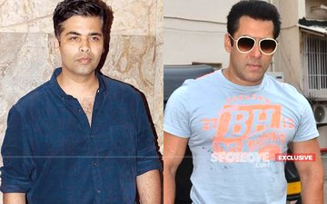 Will Karan Johar's Next Be With Salman Khan?