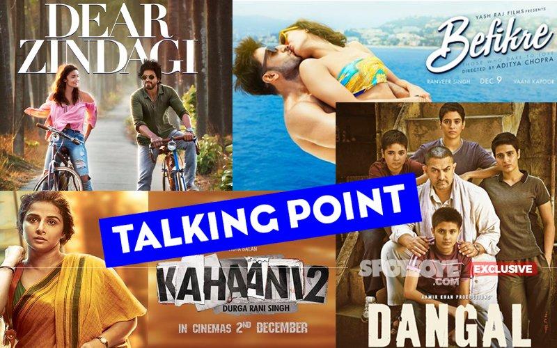 CASH CRUNCH: Should Dear Zindagi, Kahaani 2, Befikre & Dangal Be Postponed?