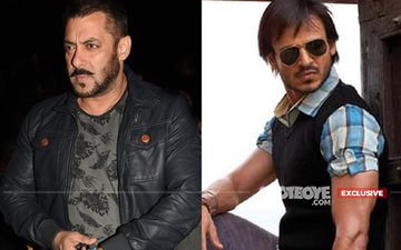 Guess What Happened When Salman & Vivek Landed Up At Shah Rukh's House Together