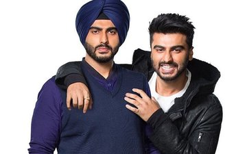 MUBARAKAN: Here's The First Look Of Arjun Kapoor's Next With Chachu Anil Kapoor