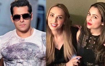 What Breakup ! Iulia Vantur Parties With Salman At Salim Khan's Birthday Bash