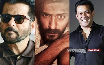 Anil Kapoor Calls Salman Khan To Guide And Inspire Harshvardhan