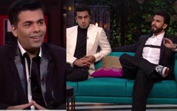Does Ranveer Singh Get Turned On By Karan Johar?