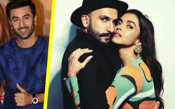 Ranbir wants Deepika & Ranveer to make BABIES soon!