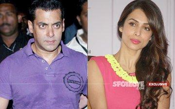 If Looks Could Kill: Salman Khan And Malaika Arora Come Face To Face At Kareena's Baby Bash