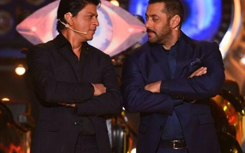 When Shah Rukh Khan And Salman Khan Partied Till 4 Am...