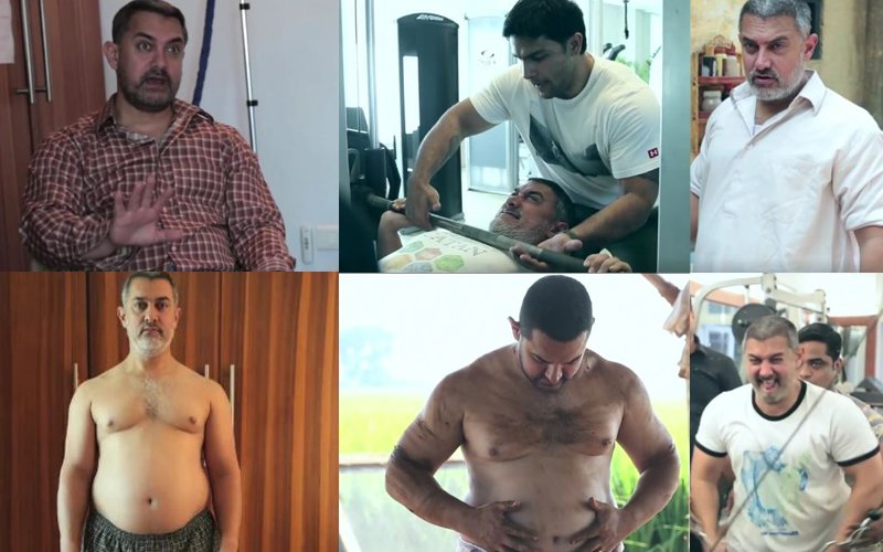 WATCH: Aamir Khan's 'Crazy' Transformation From Fat To Fit Will Give You Goosebumps!