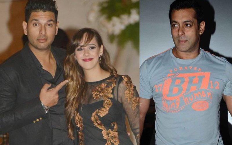 Yuvraj Singh-Hazel Keech's Wedding Outfit Is Designed By Salman Khan's Family Friend/ Designer Ashley Rebello