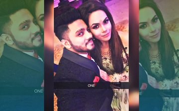 Rapper Raftaar Gets Engaged to Long-Term Girlfriend Komal Vohra