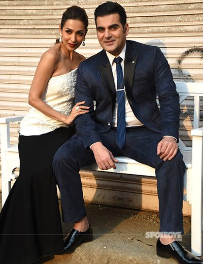 Arbaaz Khan and Malaika Arora Khan on Power Couple