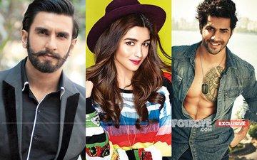 Finally, Who Is Doing Zoya Akhtar's Gully Boy With Alia Bhatt-Ranveer Singh Or Varun Dhawan?