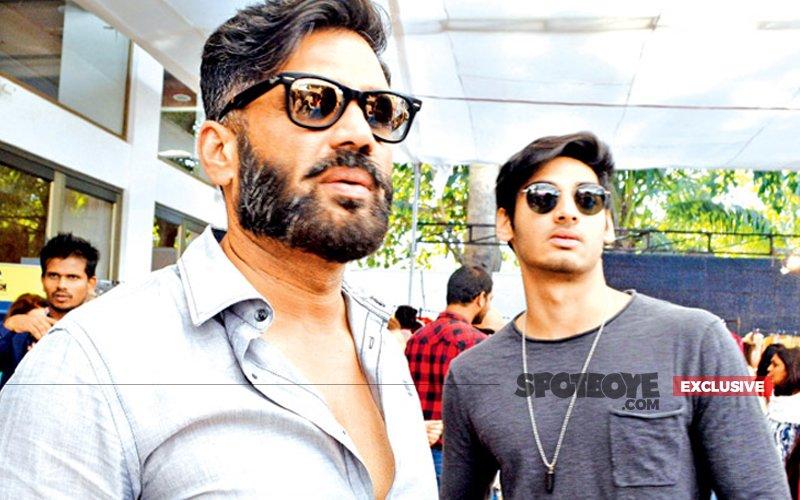 BUZZ: Sunil Shetty's Son Ahan Lands A 3-Film Deal