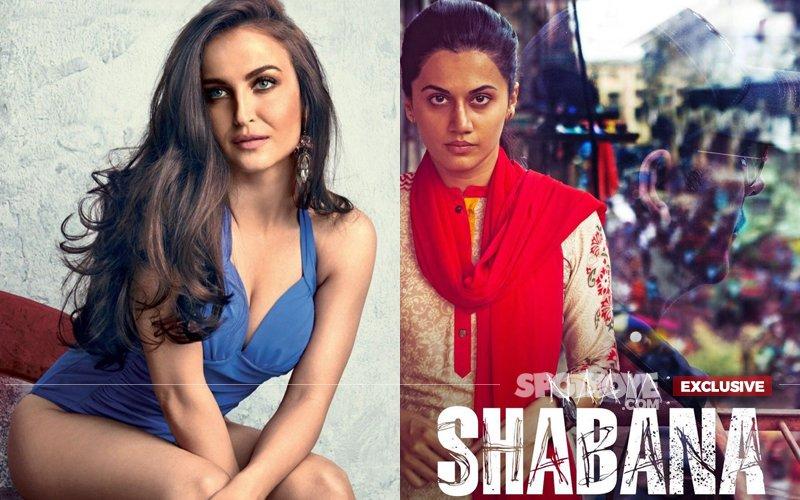 Elli Avram To Play A Sex Worker In Akshay Kumar's Naam Shabana