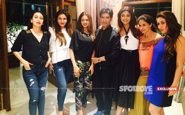 Will Manish Malhotra End His Tiff With Vikram Phadnis On His  50th Birthday?