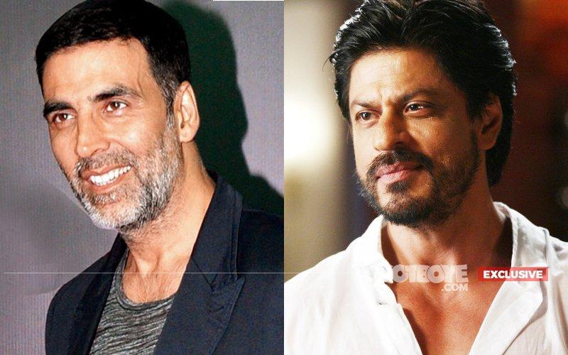 Akshay Makes Way For Shah Rukh, Postpones Crack To 2018