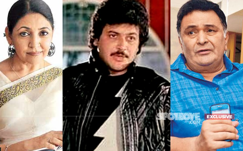 Actor Raj Kiran Still Missing! Family Orders Rishi Kapoor and Deepti Naval To Back Off!!