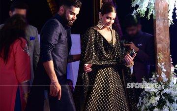 Anushka Sharma-Virat Kohli Pose, Dance & Celebrate Yuvraj-Hazel's Wedding In Goa