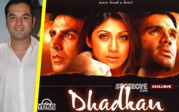 Cancer Free Director Prem Soni To Make A Comeback With Dhadkan 2!