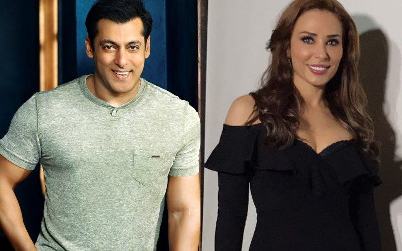 Iulia Vantur Speaks Up: Salman and I Are Very Good Friends