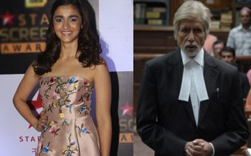 STAR SCREEN AWARDS 2016: Alia Bags Best Actress Trophy, Amitabh Bachchan Gets Best Actor