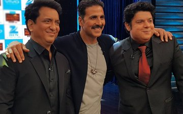 After Ugly Spat, Akshay Kumar, Sajid Khan And Sajid Nadiadwala Reunite In One Frame