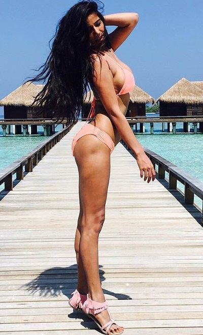 sexy pics poonam pandey in bikini