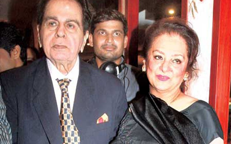 Dilip Kumar Is Feeling Better, Thanks Everyone For Prayers