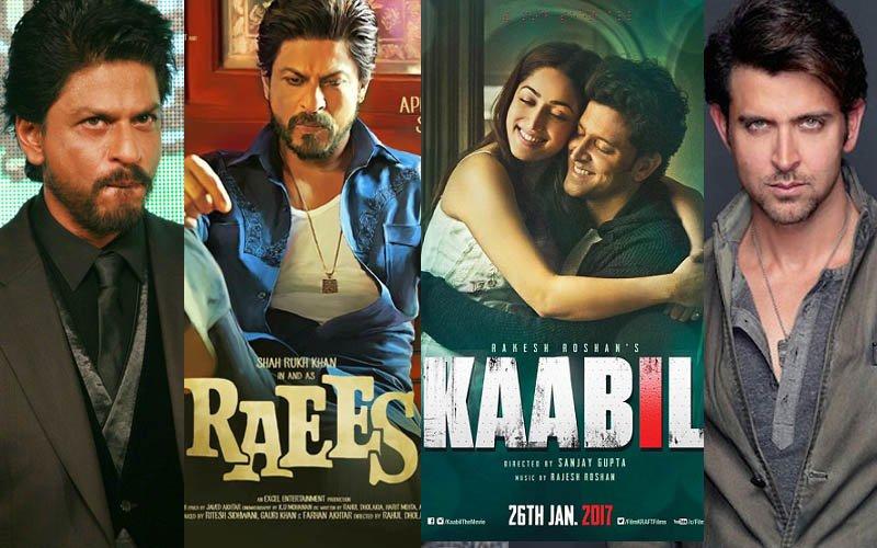 Shah Rukh-Hrithik War Intensifies, SRK Fires A Salvo!
