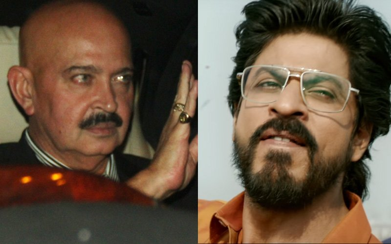 Rakesh Roshan Reacts To Shah Rukh's Salvo: They Are Following Me!