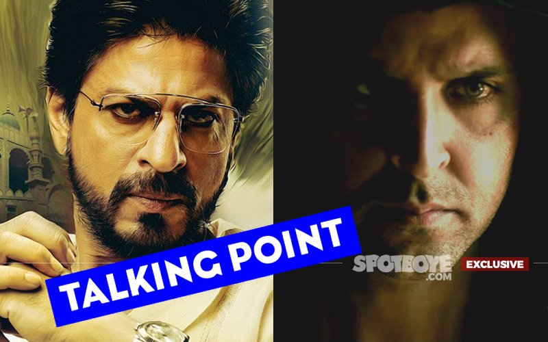 Who Stands To Win In The Shah Rukh-Hrithik BIG FIGHT? Industry Speaks Out