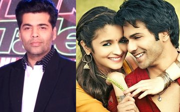 Karan Johar Skips The Big Names For The Music Of Badrinath Ki Dulhaniya