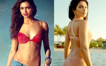 Priyanka Loses The 'Sexiest Asian Woman' Title To Deepika!