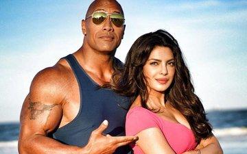 Dwayne Johnson Reassures India About Priyanka Chopra's Role In Baywatch